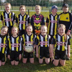 U12A Girls played Broadford