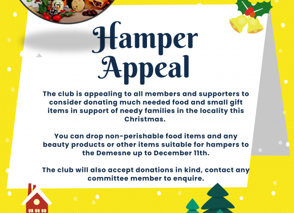 Supporting families in need this Christmas