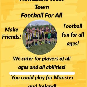 Football for All in Newcastle West