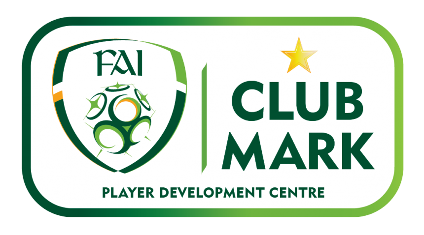 Newcastle West Town FC becomes only second Limerick club to achieve FAI's Club Mark One Star Player Development Centre Award